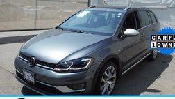 2019 Volkswagen Golf Alltrack SE w/ Drivers Assistance & Appearance Package