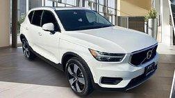 2019 Volvo XC40 XC40 T5 AWD Momentum