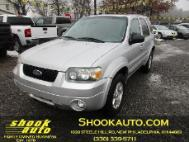 2007 Ford Escape Limited