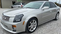 2004 Cadillac CTS-V Base
