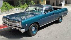 1965 Chevrolet El Camino RESTORED 1965 CHEVROLET EL CAMINO