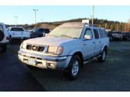 2000 Nissan Frontier SE