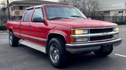 1997 Chevrolet C/K 3500 C3500 Cheyenne