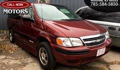 2003 Chevrolet Venture Ext WB w/LT 1SD Pkg