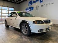 2004 Lincoln LS Sport