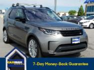 2017 Land Rover Discovery First Edition
