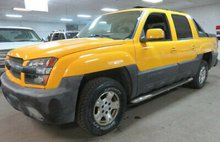 2003 Chevrolet Avalanche 4X4 / Z71 / CREW CAB
