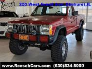 1988 Jeep Comanche Base