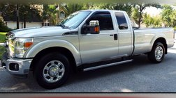 2012 Ford F-250 Lariat SuperCab 2WD