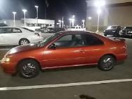 1998 Nissan 200SX SE