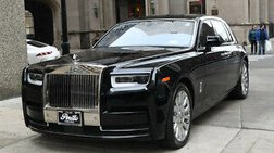 2018 Rolls-Royce Phantom Base