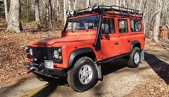 1980 Land Rover Defender awesome simple