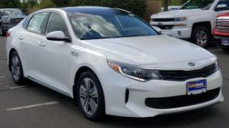 2017 Kia Optima Plug-In Hybrid EX