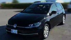 2018 Volkswagen Golf TSI SE Hatchback Sedan 4D
