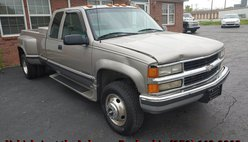1998 Chevrolet C/K 3500 K3500 Silverado