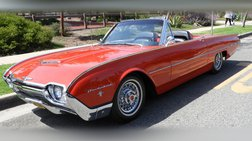 1962 Ford Thunderbird Sports Roadster Tribute Convertible