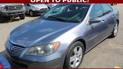 2007 Acura RL SH AWD w/Tech 4dr Sedan w/Technology Package