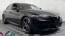 2019 Alfa Romeo Giulia Standard