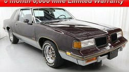 1987 Oldsmobile Cutlass Supreme Base