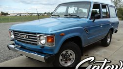 1984 Toyota Land Cruiser Base