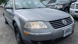 2002 Volkswagen Passat GLS 1.8T
