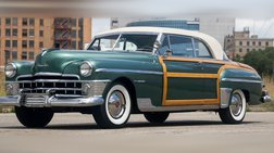 1950 Chrysler Town and Country New Port