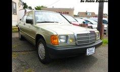 1984 Mercedes-Benz 190-Class 190 E 2.3