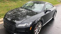 2018 Audi TTS 2.0T quattro
