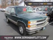 1996 Chevrolet Tahoe LT