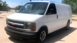 1998 Chevrolet Chevy Cargo Van G1500