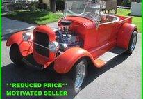 1927 Ford 2-Door Convertible