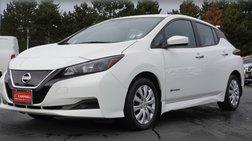 2018 Nissan LEAF S