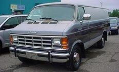 1989 Dodge Ram Van B350
