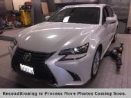2016 Lexus GS 200t 200t