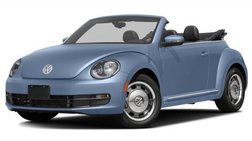 2016 Volkswagen Beetle 1.8T Denim