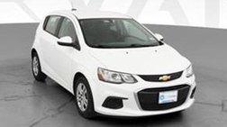 2017 Chevrolet Sonic LT Auto Fleet
