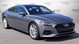 2019 Audi A7 3.0T quattro Prestige