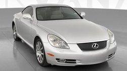 2009 Lexus SC 430 Base