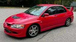 2005 Mitsubishi Lancer Evolution GSR