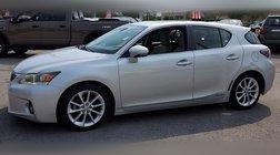 2011 Lexus CT 200h Base