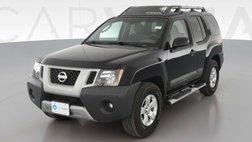 2012 Nissan Xterra X Sport Utility 4D