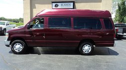 2008 Ford E-Series Wagon E-350