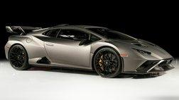 2021 Lamborghini Huracan Soul Performance Titanium Exhaust, Full Front PPF