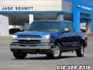 2004 Chevrolet Silverado 1500 LS Crew Cab