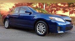 2010 Toyota Camry Hybrid Base