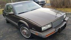 1986 Cadillac Eldorado Base