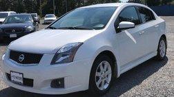 2010 Nissan Sentra SR