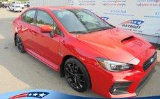 2020 Subaru Impreza WRX Limited