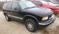 1996 GMC Jimmy SLT