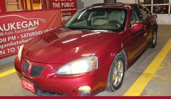 2005 Pontiac Grand Prix Base